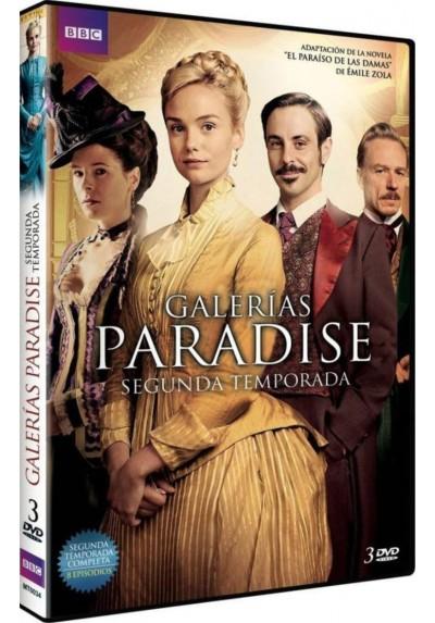 Galerías Paradise - 2ª Temporada (The Paradise)