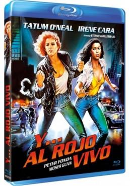 Y... Al Rojo Vivo (Blu-Ray) (Bd-R) (Certain Fury)