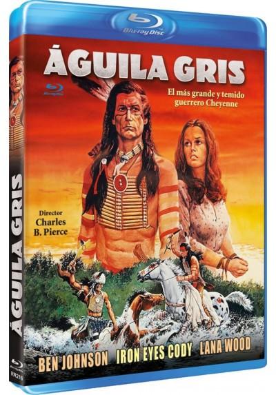 Águila Gris (Blu-Ray) (Bd-R) (Grayeagle)