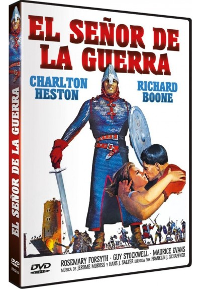 El Señor De La Guerra (The War Lord)
