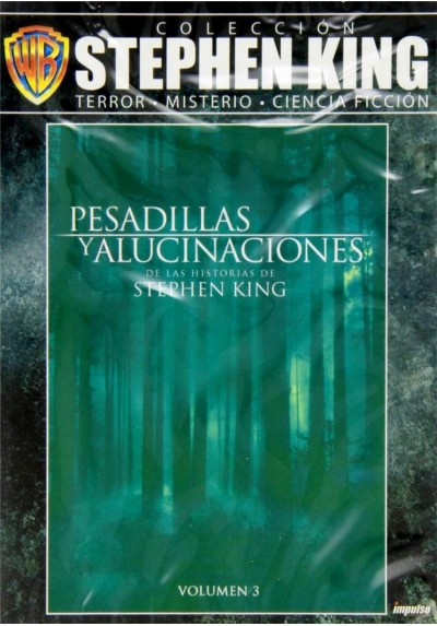 Pesadillas y Alucinaciones, de las Historias de Stephen King Vol.3 (Nightmares and Dreamscapes: From the Stories of Stephen King