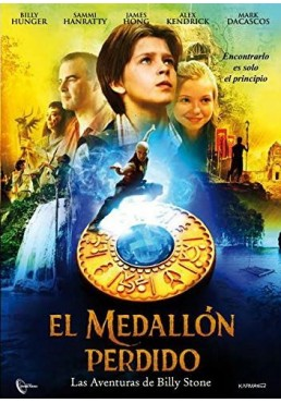 El Medallón Perdido : Las Aventura De Billy Stone (The Lost Medallion: The Adventures Of Billy Stone)