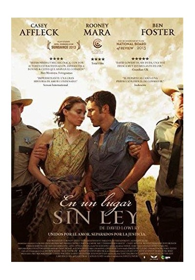 En Un Lugar Sin Ley (Ain´t Them Bodies Saints)