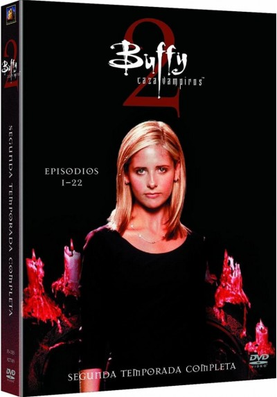 Buffy Cazavampiros - 2ª Temporada (Buffy The Vampire Slayer)