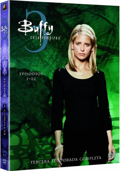 Buffy Cazavampiros - 3ª Temporada (Buffy The Vampire Slayer)