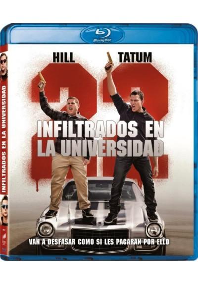 Infiltrados En La Universidad (Blu-Ray) (22 Jump Street)