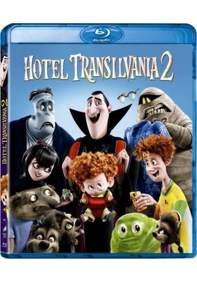 Hotel Transilvania 2 (Blu-Ray)