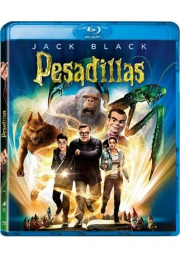 Pesadillas (Blu-Ray) (Goosebumps)