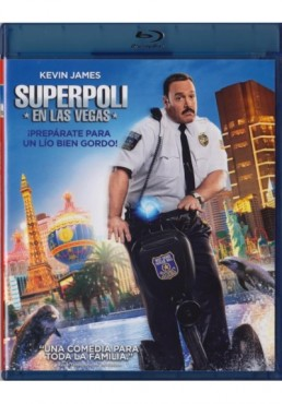 Superpoli En Las Vegas (Blu-Ray) (Paul Blart: Mall Cop 2)