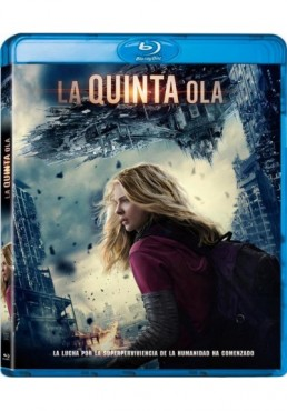 La Quinta Ola (Blu-Ray) (The 5th Wave)