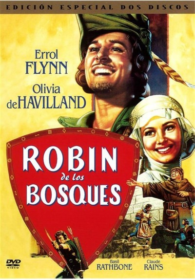 Robin de los Bosques - Edición Especial Dos Discos (The Adventures of Robin Hood)