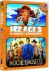 Pack Ice Age 3 : El Origen De Los Dinosaurios / Noche En El Museo 2