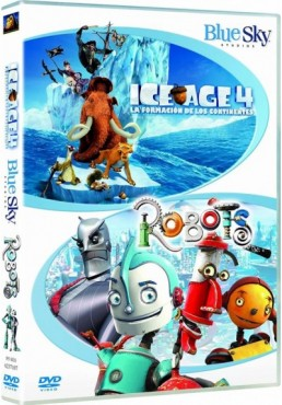 Pack Ice Age 4 / Robots