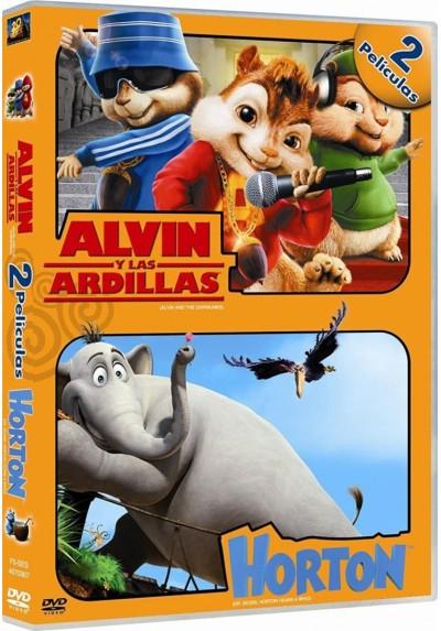 Pack Alvin Y Las Ardillas / Horton