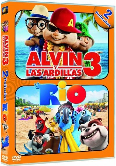 Pack Alvin 3 + Rio