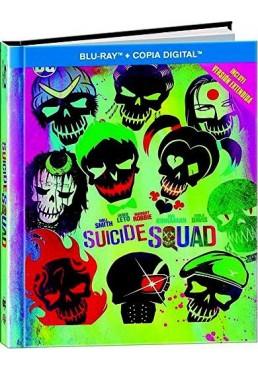 Escuadrón Suicida (Blu-Ray) (Ed. Libro) (Suicide Squad)