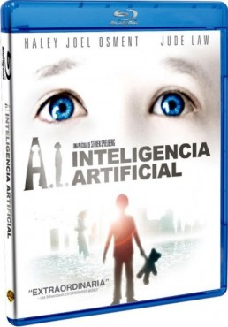 A.I. Inteligencia Artificial (Blu-Ray) (Artificial Intelligence: AI)
