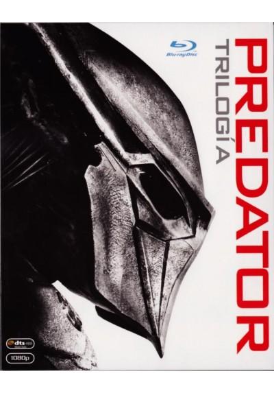 Predator (Depredador) - Trilogia (Blu-ray)
