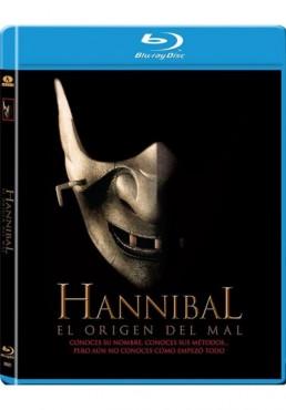 Hannibal: El Origen Del Mal (Blu-Ray) (Hannibal Rising)