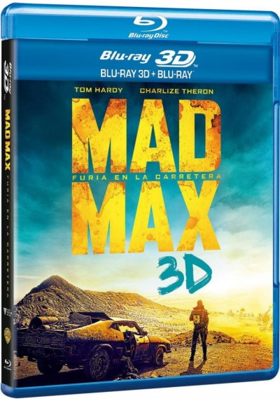 Mad Max : Furia En La Carretera (Blu-Ray 3d + Blu-Ray) (Mad Max: Fury Road)