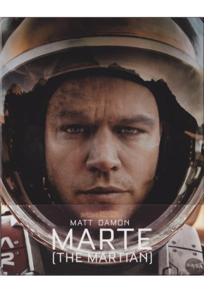 Marte (Blu-Ray 3d + Blu-Ray) (The Martian)