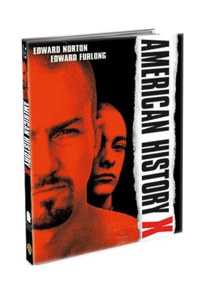 American History X (Blu-Ray) (Ed. Libro)