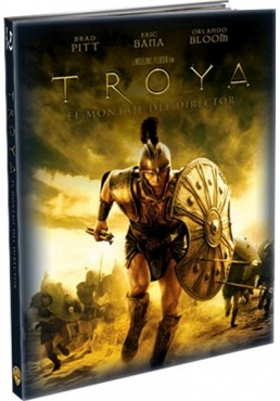 Troya (Ed. Libro) (Blu-Ray)