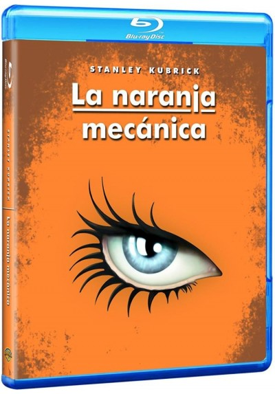 Kubrick: La Naranja Mecánica (Blu-Ray) (A Clockwork Orange)