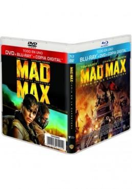 Mad Max : Furia En La Carretera (Blu-Ray + dvd + Digital) (Mad Max: Fury Road)