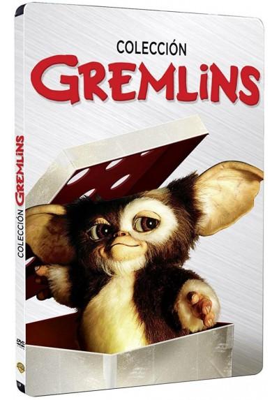 Pack Gremlins / Gremlins 2 (Ed. Metálica)