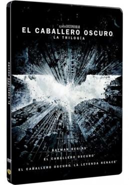 Pack El Caballero Oscuro - La Trilogía (Ed. Metálica)