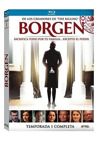 Borgen - 1ª Temporada (Blu-Ray)