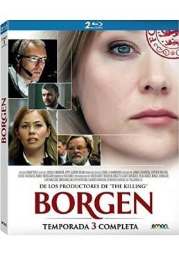 Borgen - 3ª Temporada (Blu-Ray)