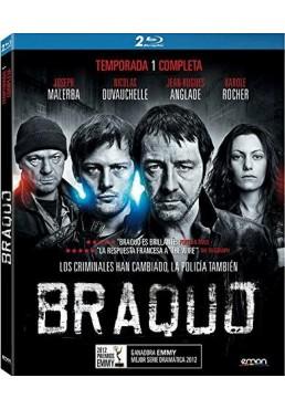 Braquo - 1ª Temporada (Blu-Ray)