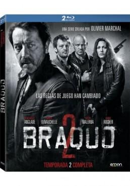 Braquo - 2ª Temporada (Blu-Ray)