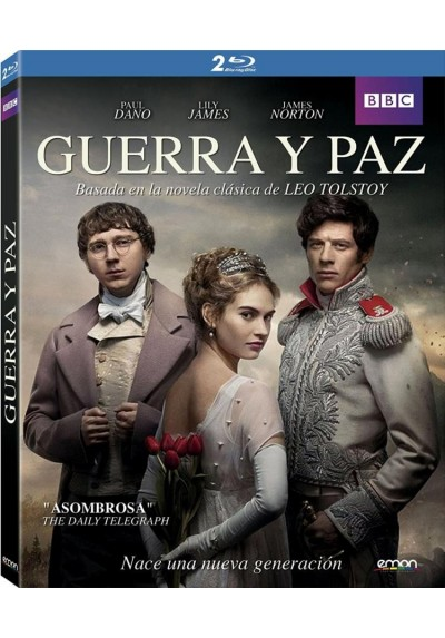 Guerra Y Paz (2016) (Blu-Ray) (War And Peace)