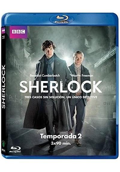 Sherlock - 2ª Temporada (Blu-Ray)