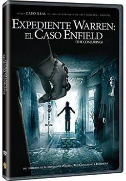 Expediente Warren : El Caso Enfield (The Conjuring 2: The Enfield Poltergeist)