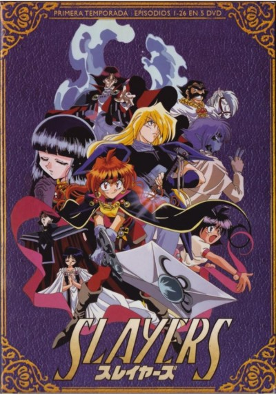 Slayers Try - Primera Temporada