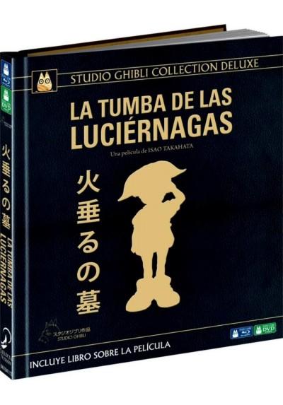 La Tumba De Las Luciérnagas (Blu-Ray + Dvd Extras + Libro) (Ed. Digibook Deluxe) (Hotaru No Haka)