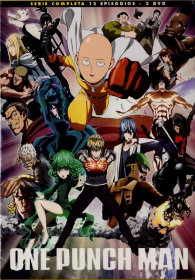 One Punch Man - Serie Completa