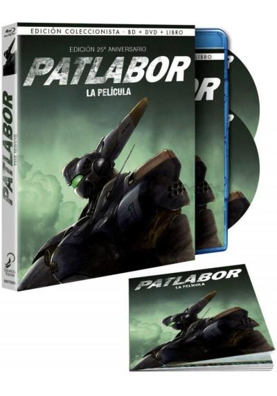 Patlabor - La Película (Blu-ray)