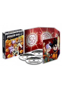 Dragon Ball Z - Las Películas Box 2 (Blu-Ray) (Ed. Coleccionista)