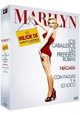 Pack Marilyn Monroe : Lo Mejor De Marilyn Monroe