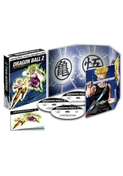 Dragon Ball Z - Las Películas Box 1 (Blu-Ray) (Ed. Coleccionista)