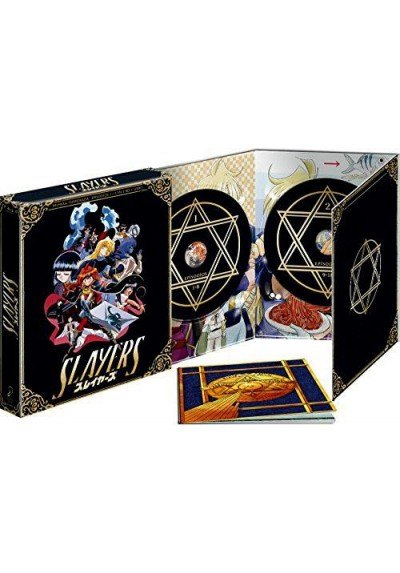 Slayers Try - Primera Temporada (Blu-ray)