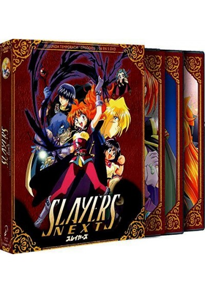 Slayers Try - Segunda Temporada