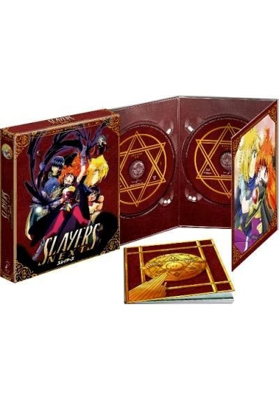 Slayers Try - Segunda Temporada (Blu-ray)