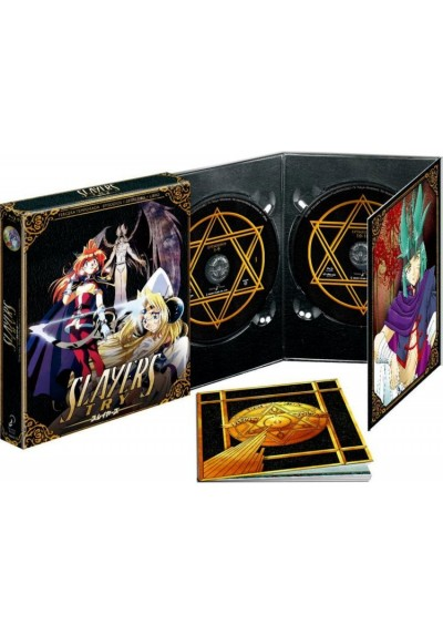 Slayers Try - Tercera Temporada (Blu-ray)