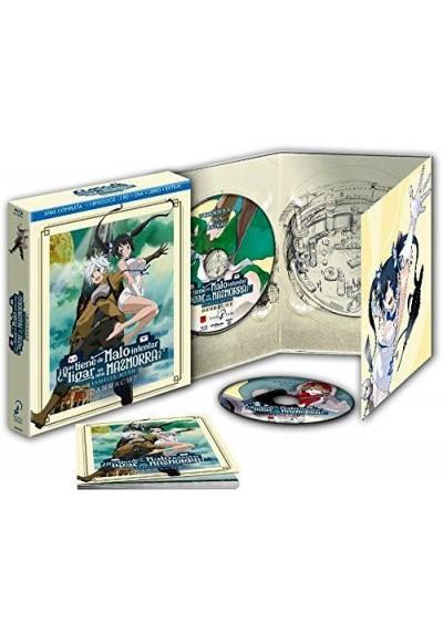 Danmachi, Qué Tiene De Malo Intentar Ligar En Una Mazmorra? (Blu-Ray + Ova+ Libro + Extras) (Ed. Coleccionista) (Dungeon Ni Deai